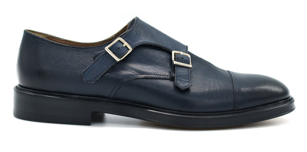 Shoe 65001 FRANZ navy Doucal's-mario gualano
