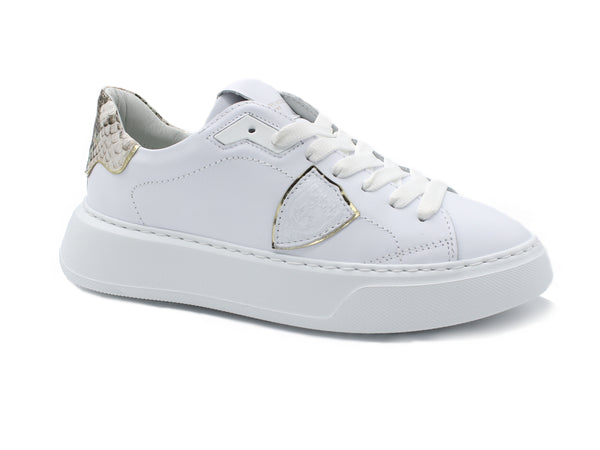 Sneaker BTLD VA02 Temple Low bianco Philippe Model - mario gualano