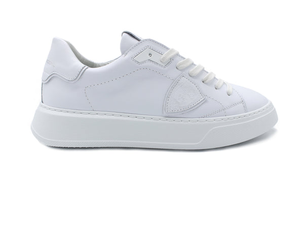 Scarpe BTLU TEMPLE LOW V001 bianco Philippe Model - mario gualano