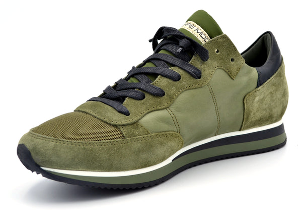 Tropez WZ Military Philippe Model Shoes - mario gualano
