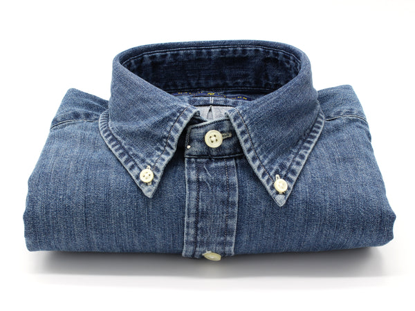 Shirt 710 5485 39 denim