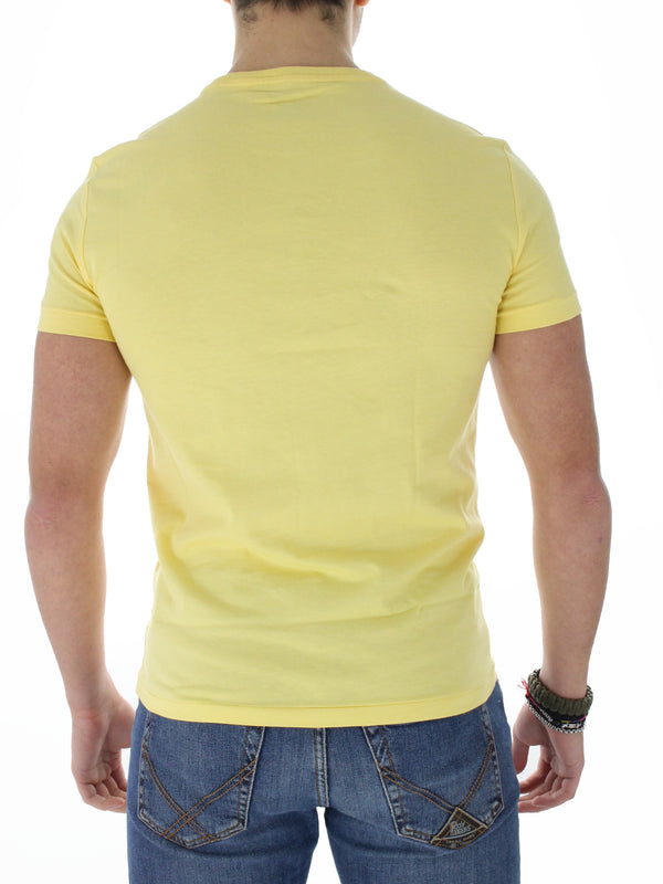 T-Shirt Custom Slim fit 710671438 giallo