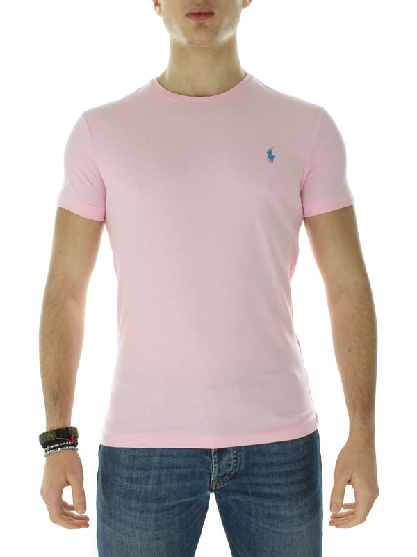 T-Shirt Custom Slim fit 710671438 rosa