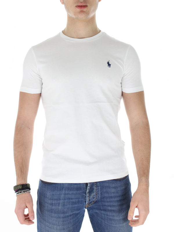 T-Shirt custom slim fit 710680785 bianco