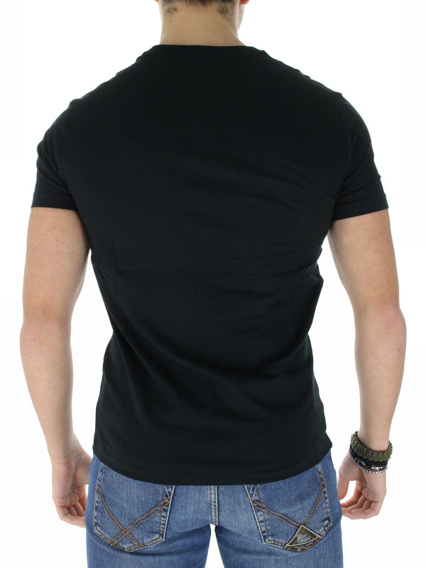 T-Shirt custom slim fit 710680785 nero
