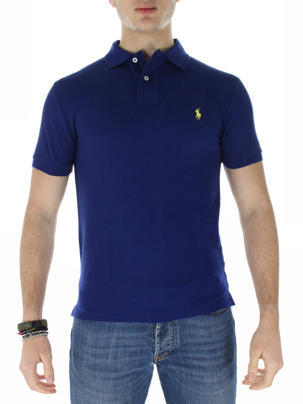 Polo slim fit 7107950800 inchiostro