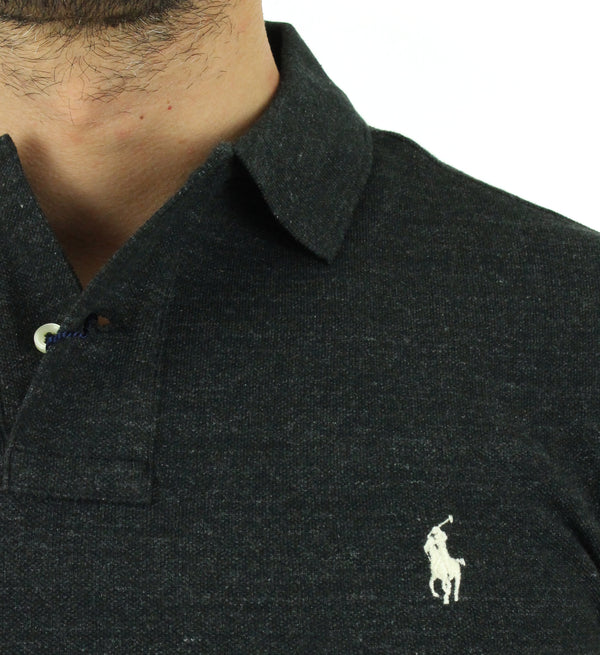 Slim polo 710 536856 black