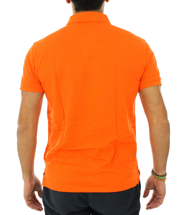 Custom polo 710680784 orange
