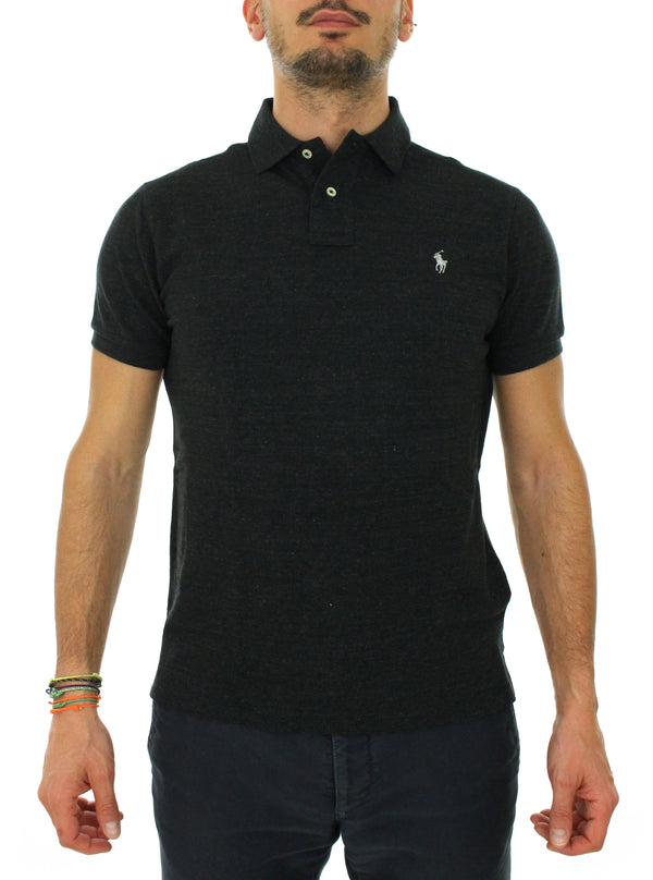 Polo custom 710680784 nero Polo Ralph Lauren - mario gualano