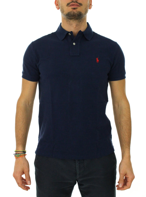 Polo custom 710 782592 008 blue