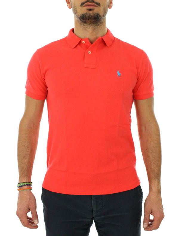 Polo slim 710 536856 red geranium
