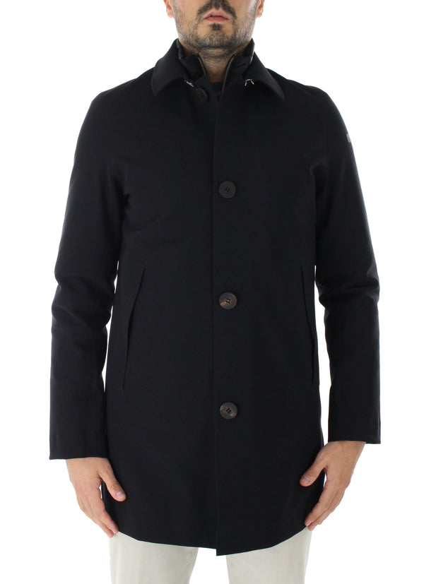 Giubbotto Down Under City Coat W20021 nero RRD - mario gualano