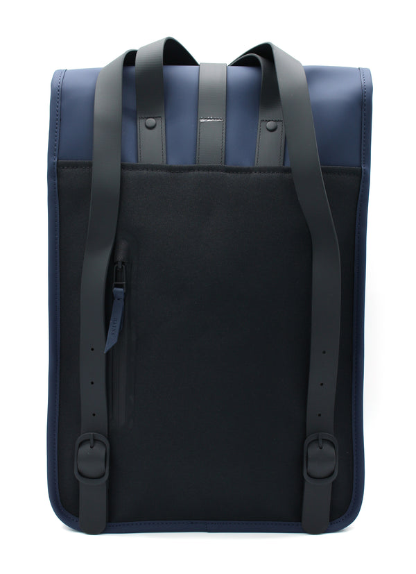 Zaino 1280 MINI BACK PACK blu Rains - mario gualano