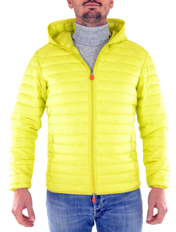 Jackets D3065M GIGA2 Yellow Save the duck-mario gualano