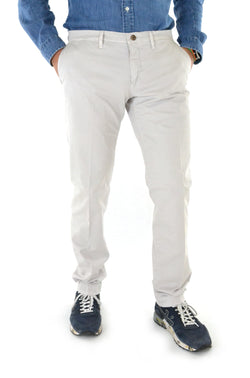 BAE2 S100 Ice White Seville trousers - mario gualano