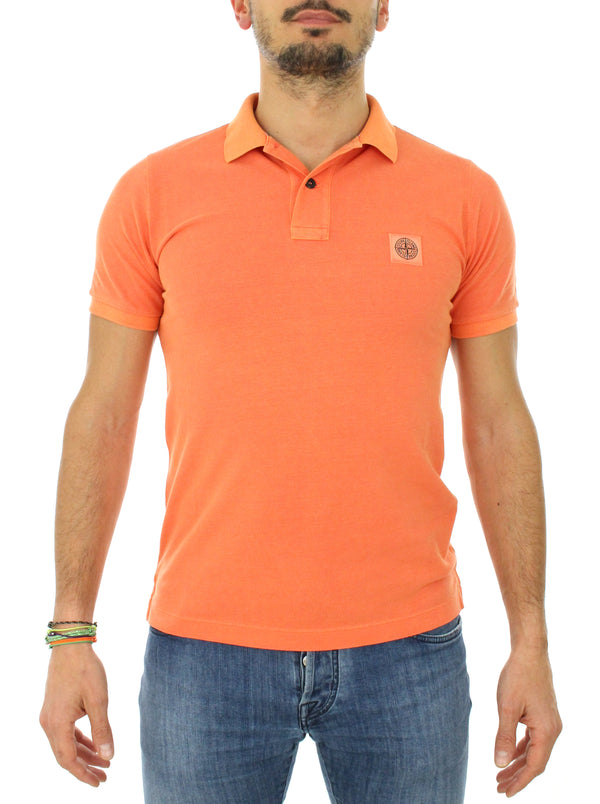 Polo shirt 721522S67 orange