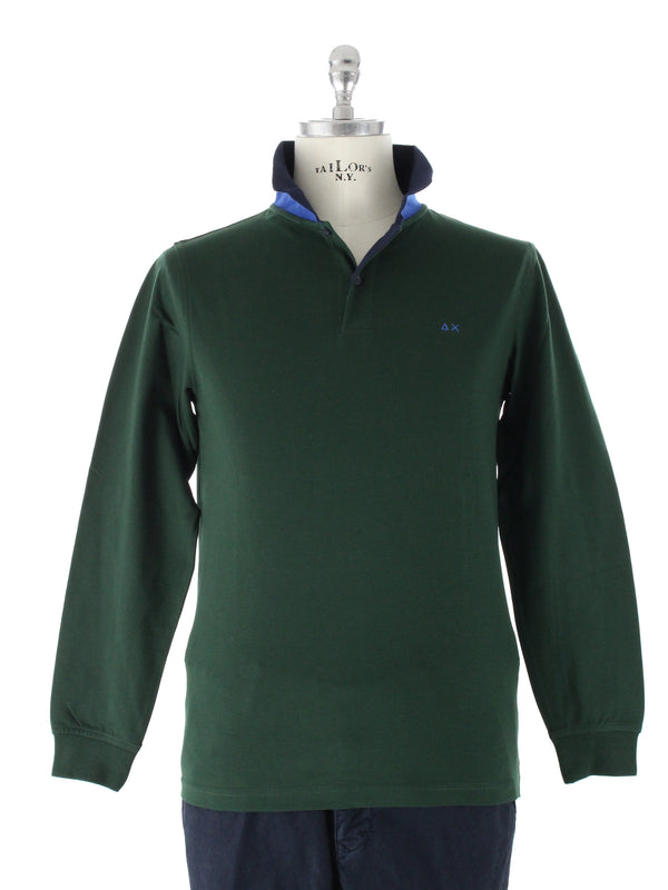 Polo Piquet 27108 verde scuro