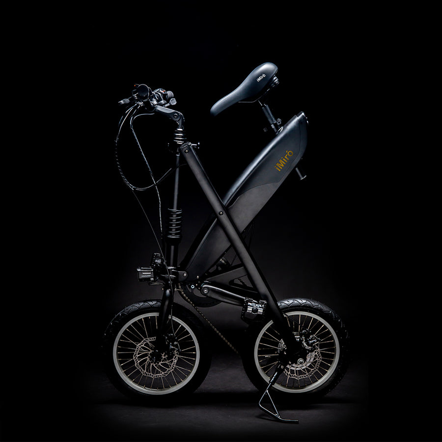 iMiró SIVRAC: The best folding Electric Bike.