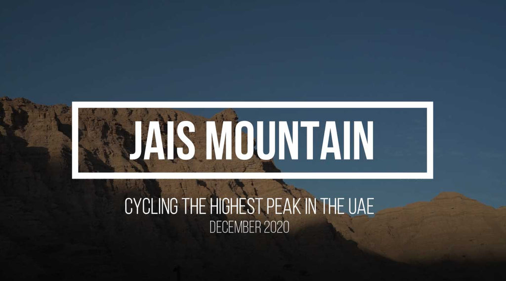 Riding Jebel Jais - The Highest Mountain in the UAE