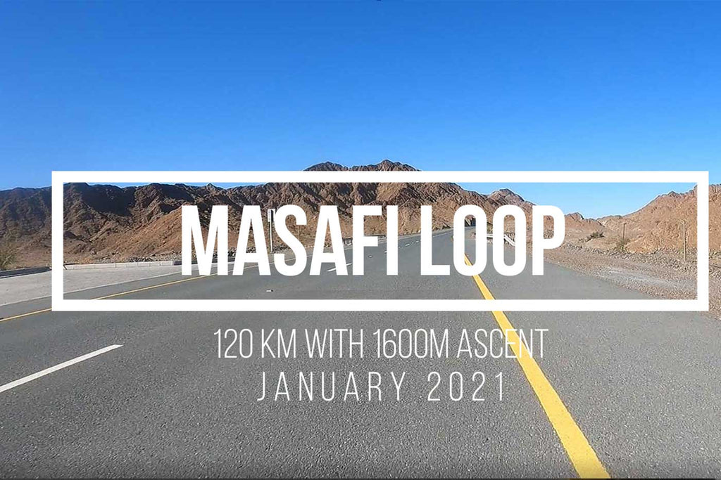 UAE Rides - The Masafi Loop