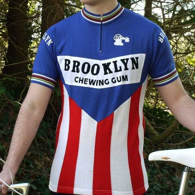 Brooklyn Chewing Gum Classic Merino Wool Jersey