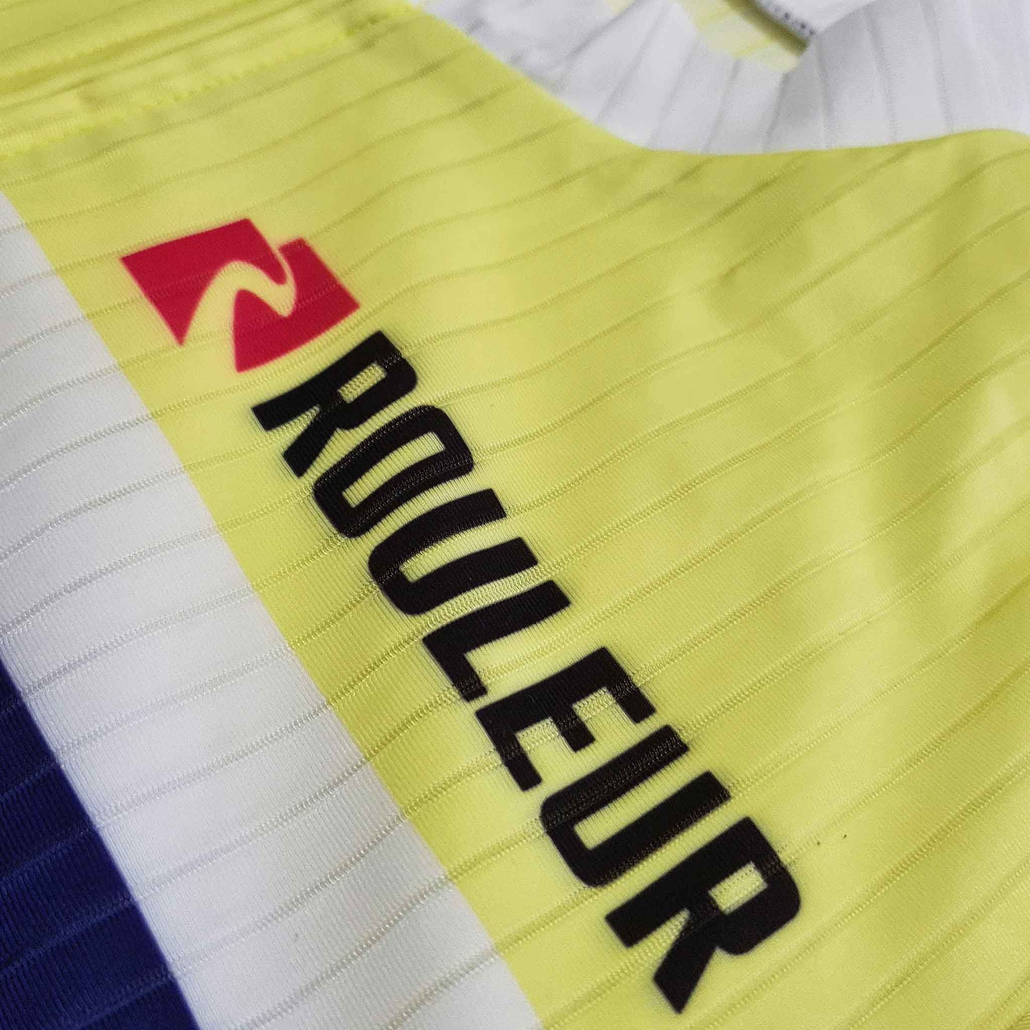 Rouleur Style Rider Primrose Jersey