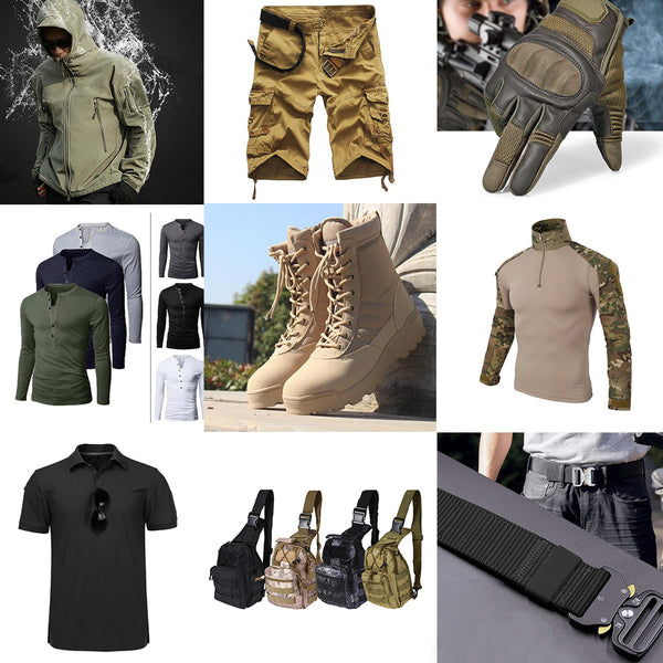 Ihrtrade - Tactical Cotton Men Cargo Shorts (8 Colors),Colored Contact Lenses
