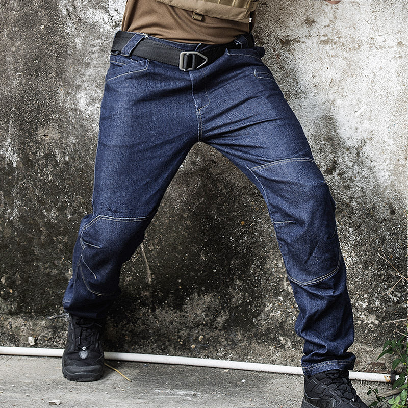 50% OFF-(ONLY $29.99 The Last Day) Tactical Waterproof Jeans- For Male or Female