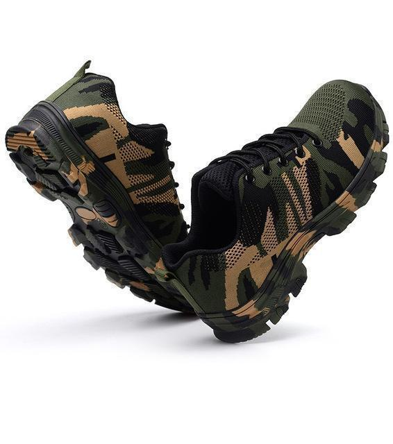 50%OFF-Indestructible Shoes Military Work Boots