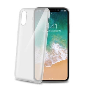 iPhone X/XS transparante backcover