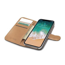 Afbeelding in Gallery-weergave laden, Celly bookcase iPhone XS Max