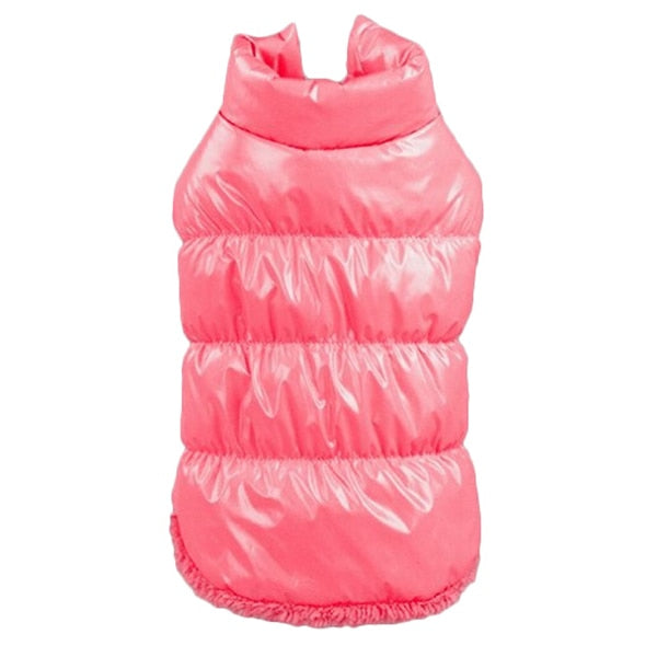 Classic Padded Winter Vest - PawClothes
