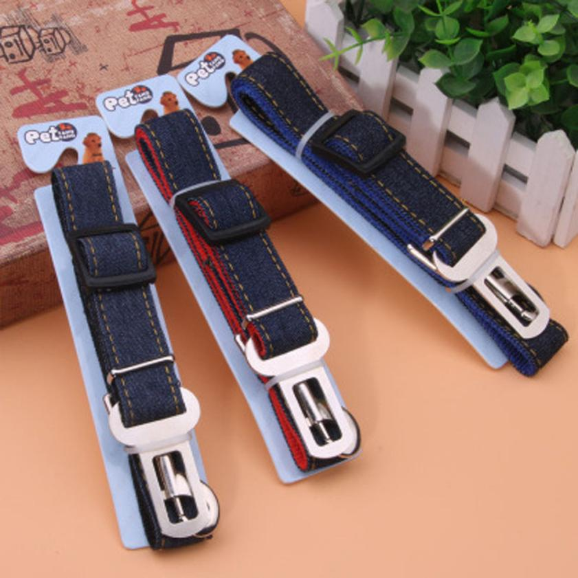 PREMIUM BELT - Car Safety Seat Belt - PawClothes