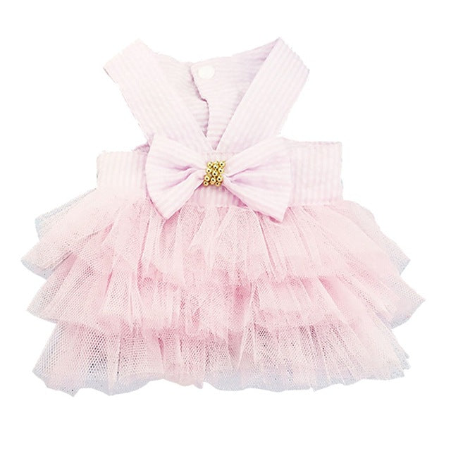 Tutu Dress - PawClothes