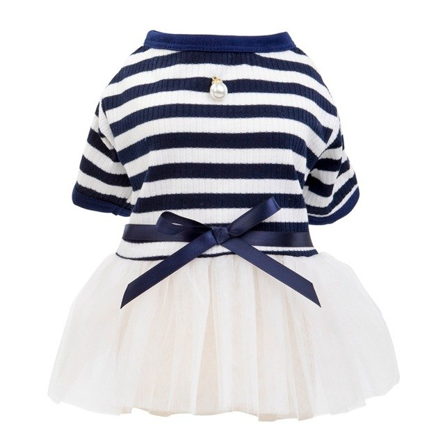 Cotton Spring Dress - PawClothes