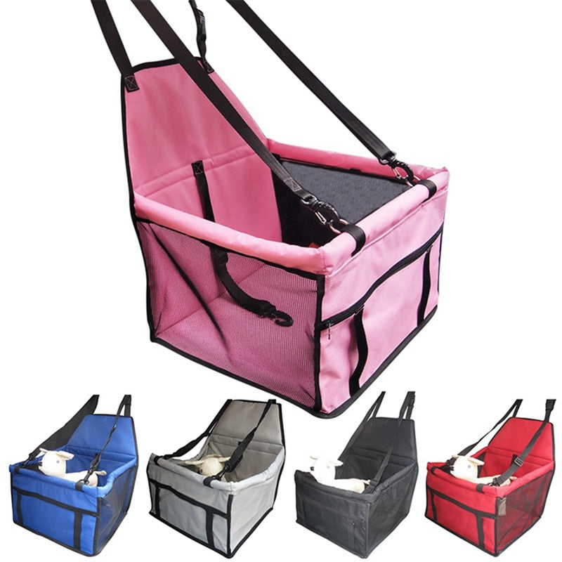 Dog Carrier Car Seat - PawClothes