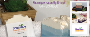 Natural Soaps with Natural Ingredients