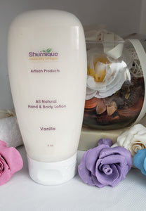 Lotion - Hand & Body - Shurnique-Naturally Unique