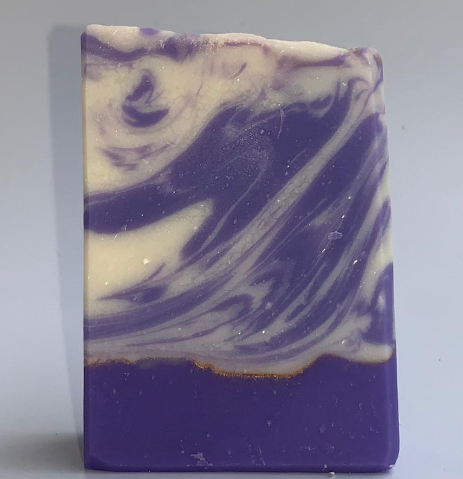 Luxurious Lavender - Vegan Solid Bar Soap