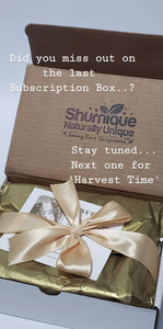 Shurnique Subscription Box