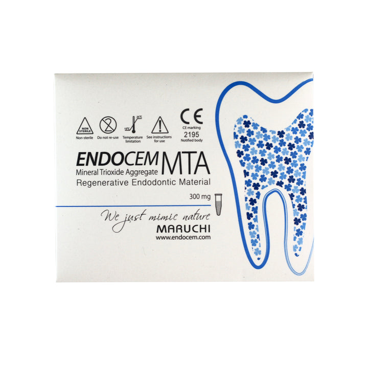 Endocem MTA available at RootRadar