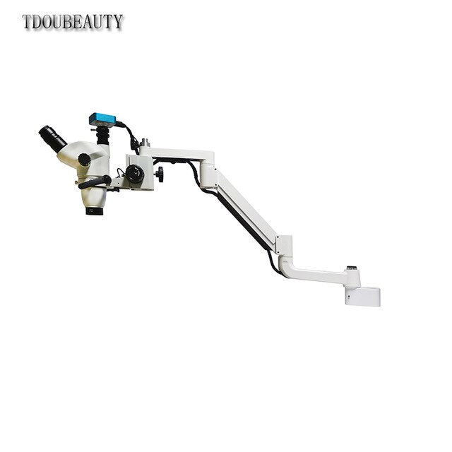 Continuous Zoom 16MP 1080P  Dental Operating Microscope Portable Surgical Microscope/endodontic Microscope With Camera