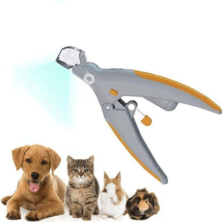 Pain-Free Pet Nail Clipper