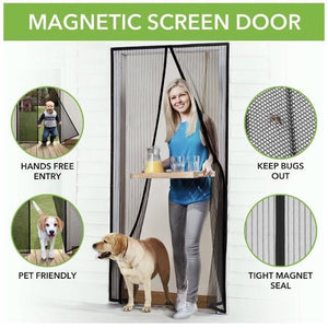 Hands-Free Magnetic Mesh