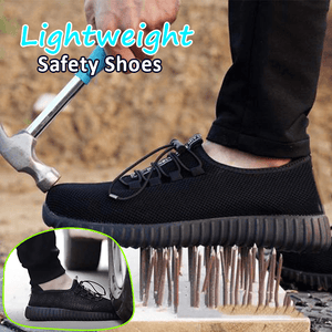 Lightweight Indestructible Safety Shoes – 9uppa