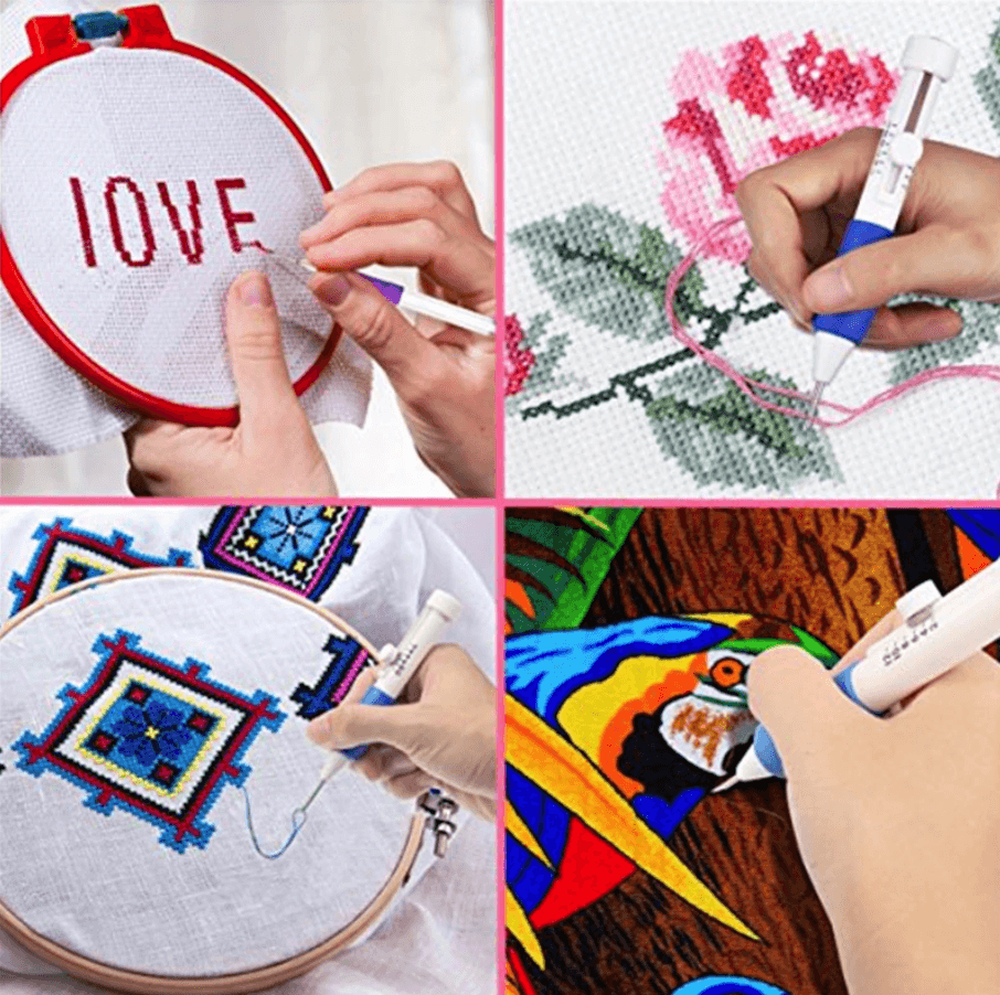 DIY Embroidery Pen Set