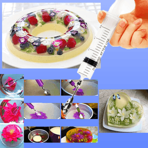 3D Gelatin Jelly Art Tools Set