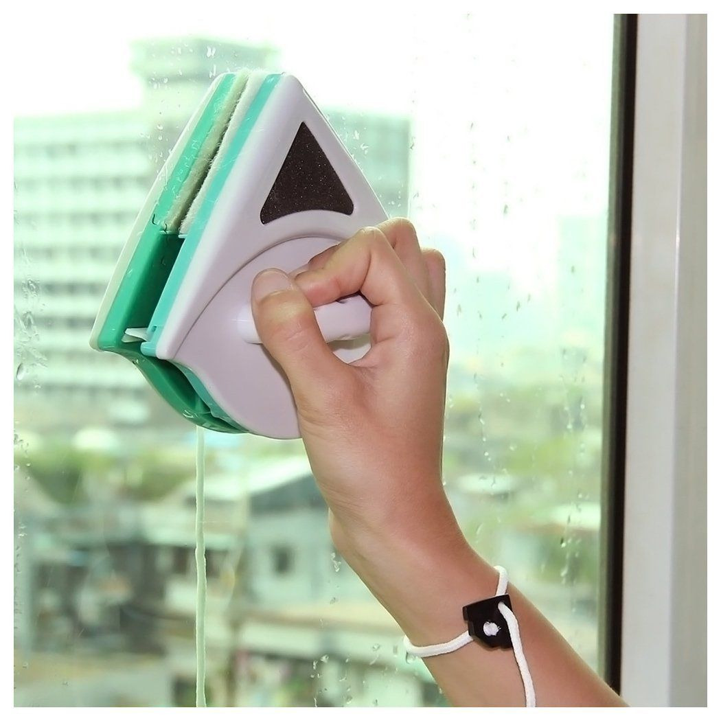 Double-Sided Glass Wipe