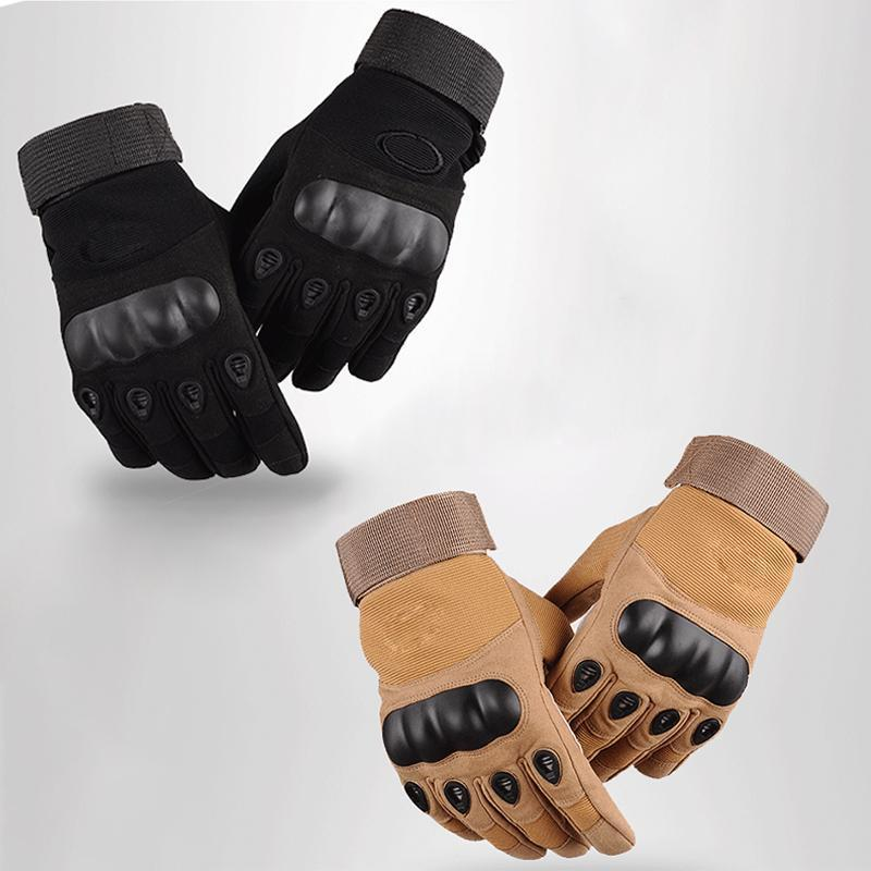 Hard Knuckle Anti-Slip Gloves