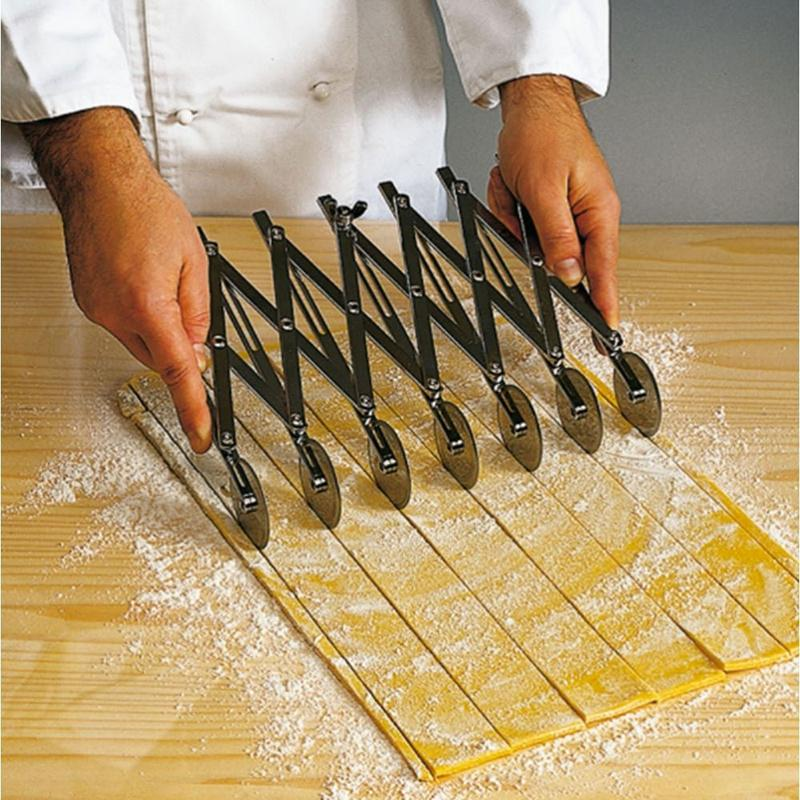 Professional Multi Wheels Pastry Cutter